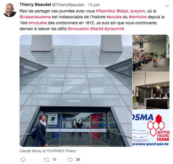 Tweet thierry beaudet archives