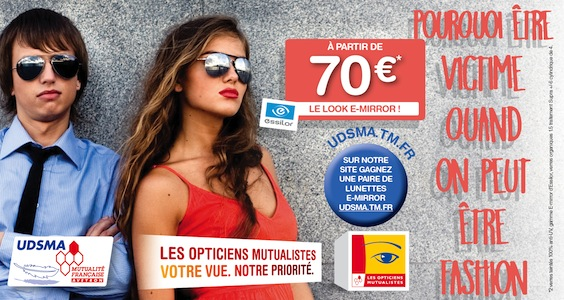 Les Opticiens Mutualistes - Jeu E_MIRROR - Facebook